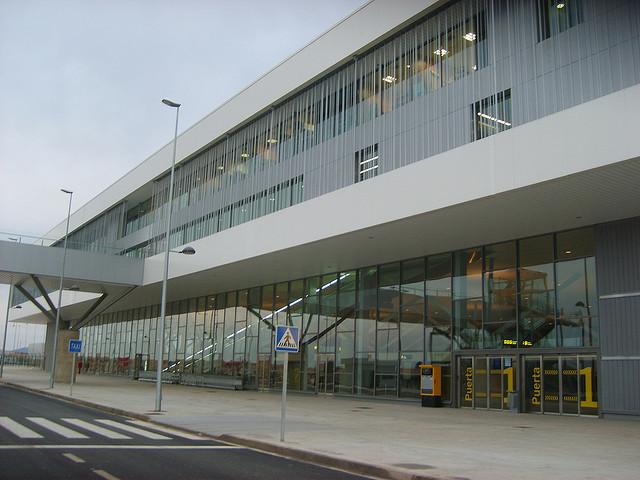 Joyn me recuerda mucho a un aeropuerto como el de Ciudad Real, Huesca o Castellón