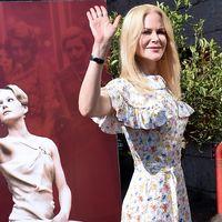 Look de día o de noche: Nicole Kidman está perfecta a todas las horas del día en el Festival de Cine de Taormina