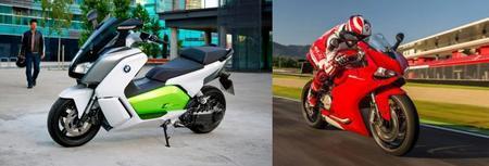 Ducati 899 Panigale y BMW C Evolution, porque no sólo de coches vive el Salón de Frankfurt