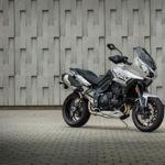 La nueva Triumph Tiger Sport hace su debut en el London Motorcycle Show