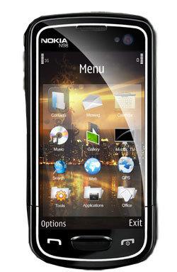 Nokia N98, posible rival para el iPhone por parte de Nokia