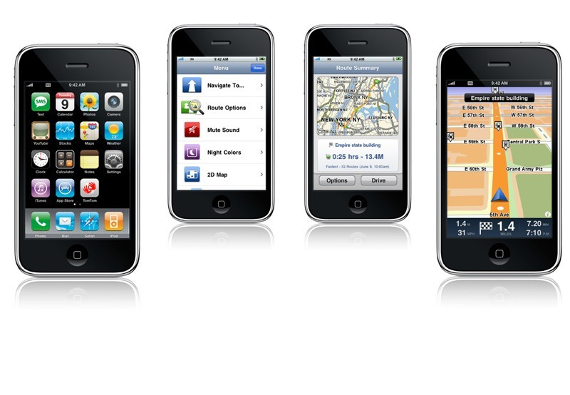 TomTom para iPhone