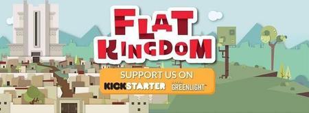 Fat Panda ha iniciado su campaña de Kickstarter para Flat Kingdom