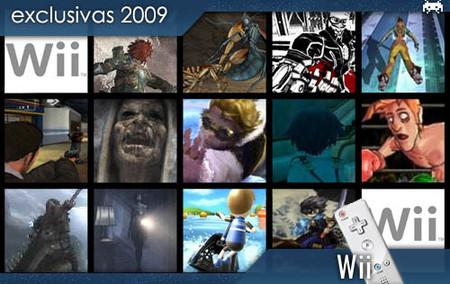 Wii: las exclusivas de 2009