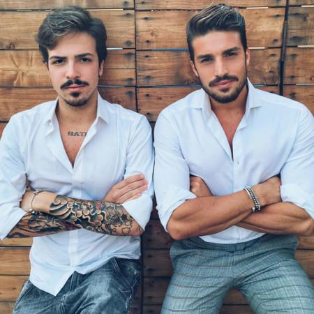 Conocemos a Mariano Di Vaio II, el primo rebelde y tatuado de Mariano Di Vaio
