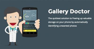 Gallery Doctor, identifica automáticamente las fotos de baja calidad de nuestro smartphone