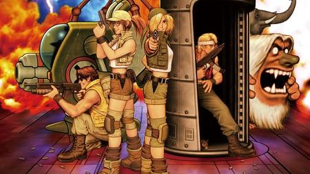 SNK confirma la existencia de una Neo Geo 2 y el regreso de Metal Slug a consolas