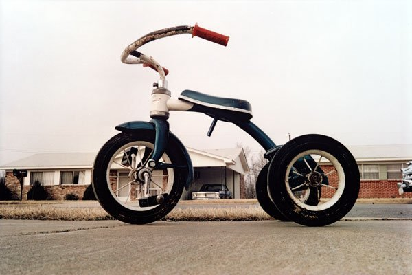 William Eggleston, Tricycle