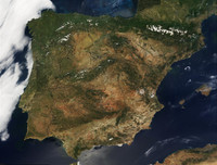 El cambio climático en España
