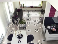 El suelo como parte importante para conseguir el lujo en el hogar