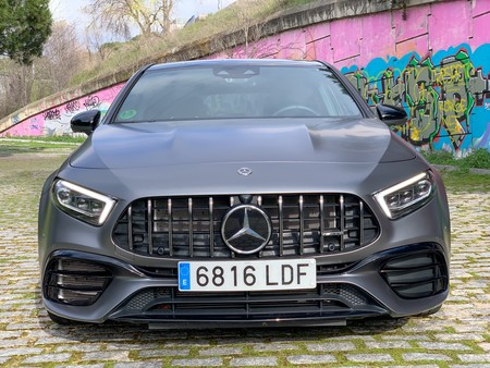Mercedes-AMG A45S frontal