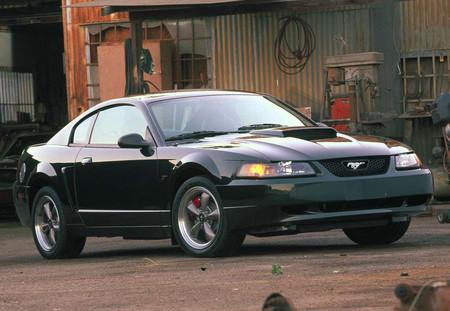 Mustang Bullitt I (2001)