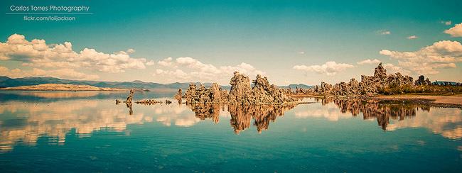 Mono Lake, CA 2012 - por Carlos Torres