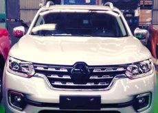 Saluda, en secreto, al Renault Alaskan de producción