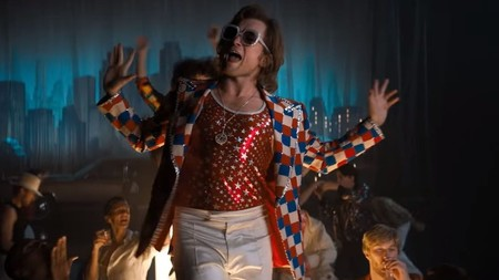 Watch Elton John And Rocketman Star Taron Egerton Perform Tiny Dancer Together Social