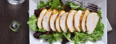 27 recetas de cenas ligeras ricas en proteínas