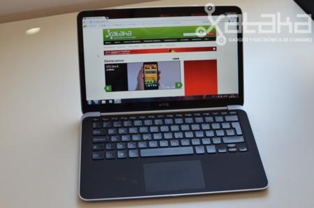 Dell XPS 13 prueba xataka