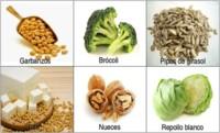 Adivina adivinanza ¿cuál es el alimento no lácteo con más calcio?