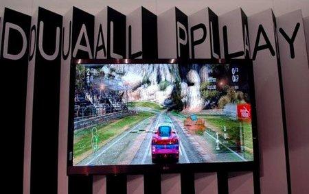 LG Dual Play, para decir adiós a la pantalla partida gracias al 3D