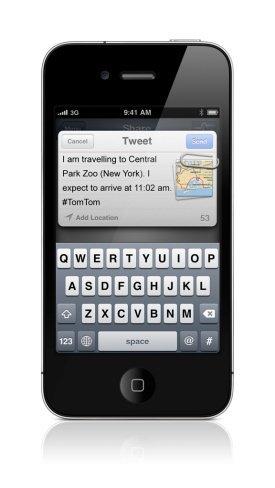 TomTom se pone más social en el teléfono