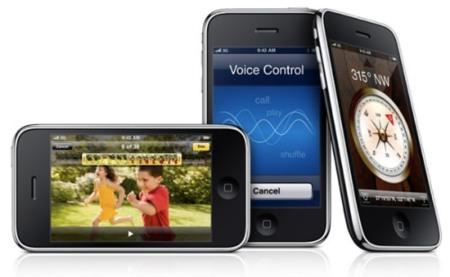 iPhone 3GS, su precio en España, fotos y vídeos que se pueden hacer con él