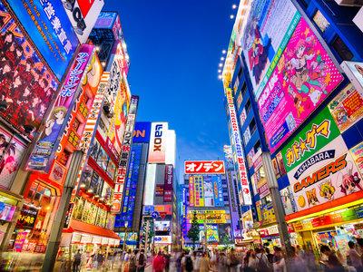"""Del barrio electrónico al Museo Ghibli: la mejor ruta para descubrir en Japón """"geek"""" en siete días"""