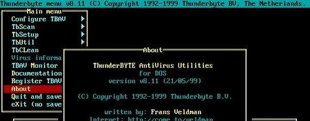 ¿Te acuerdas de ... los virus de MSDOS?