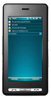 Rumor: teléfono de LG con Windows Mobile 6 para septiembre