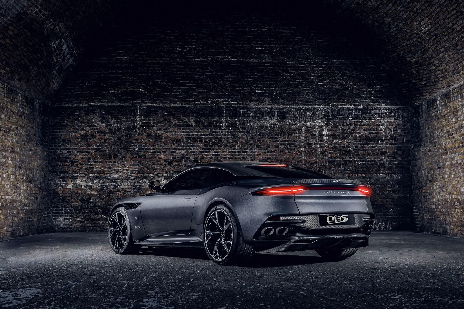 Foto de Aston Martin Vantage y DBS Superleggera 007 Edition (10/39)