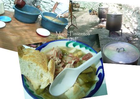 Fiestas gastronómicas en el verano Alpujarreño