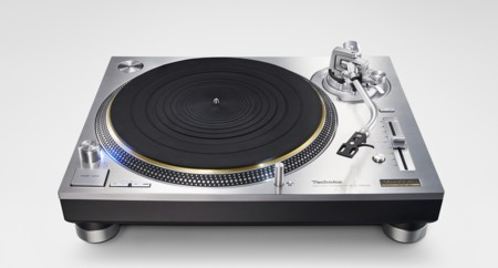 Direct Drive Turntable System Sl 1200gae 5