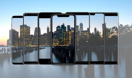 iPhone XR: comparativa frente a iPhone 8 Plus, Huawei P20 Pro y otros smartphones de precio similar