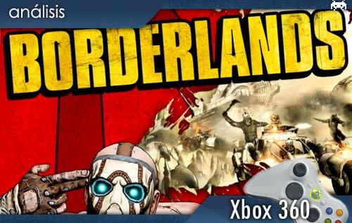 'Borderlands'.Análisis