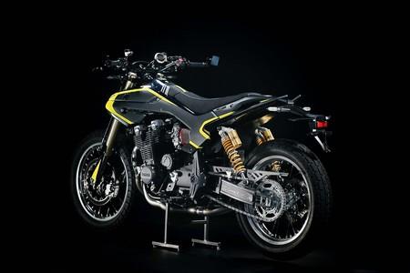 Yamaha Xjr1300 Mya Valentino Rossi 5