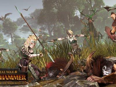 Los Elfos Silvanos protagonizarán su propia campaña en el nuevo DLC de Total War: Warhammer