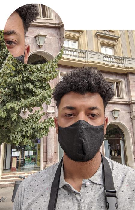 Selfie Pixel