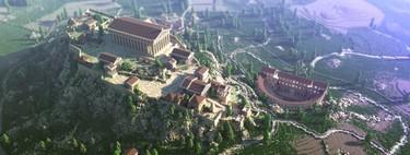 Los mejores monumentos y lugares de interés del mundo creados en Minecraft