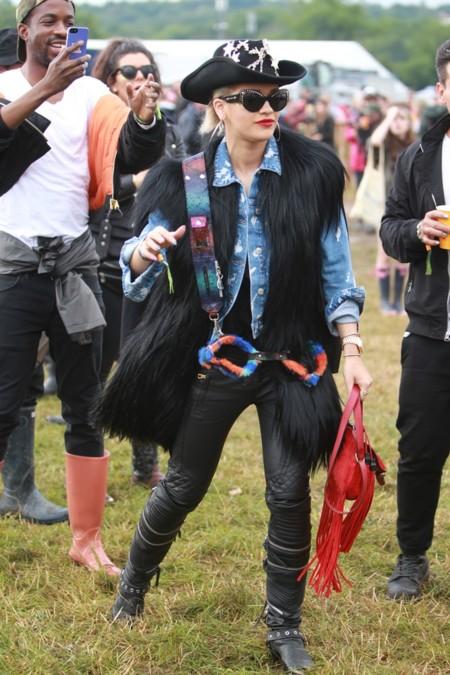 Rita Ora en 2014