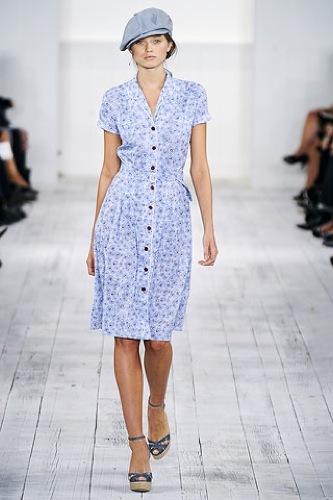 Foto de Ralph Lauren, Primavera-Verano 2010 en la Semana de la Moda de Nueva York (7/23)