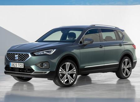El nuevo SEAT Tarraco es el quinto modelo no Volkswagen que se fabrique en Wolfsburg