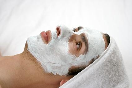 La mascarilla como la masilla: una capa gruesa