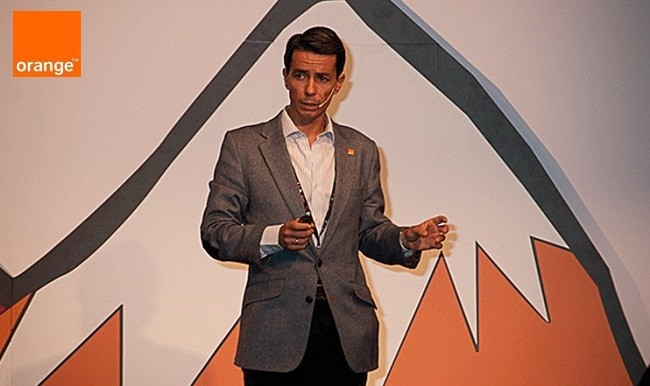 Luis Santos, Director de Servicios y Datos Móviles de Orange