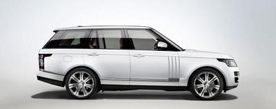 El Range Rover LWB, disponible sólo bajo pedido desde 145.400 euros