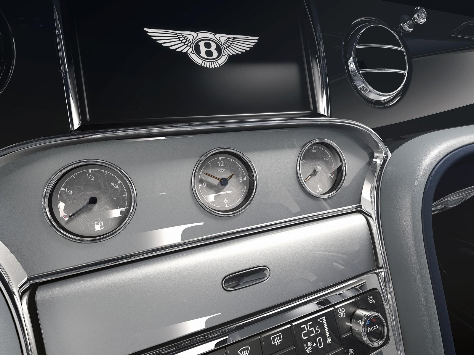 Foto de Bentley Mulsanne 6.75 Edition (7/12)