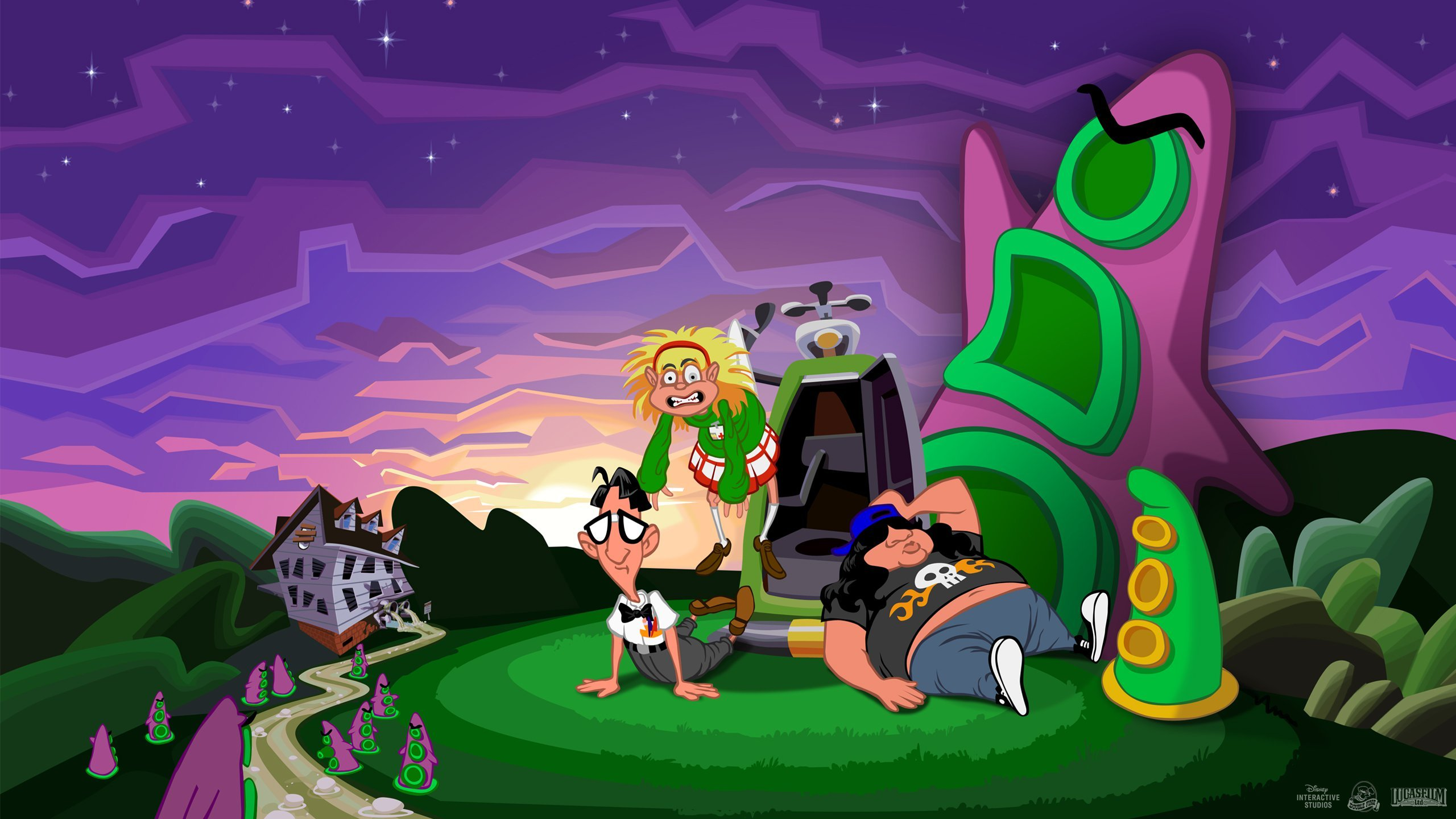 Foto de The Day of the Tentacle Remastered (1/7)