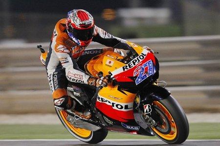 MotoGP Qatar 2011: unos cronometrados a imagen y semejanza de los libres