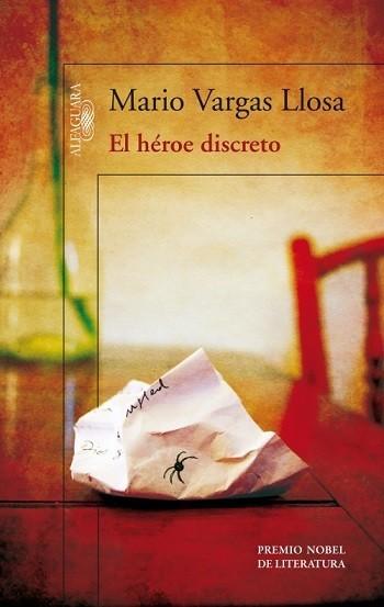 'El héroe discreto', de Mario Vargas Llosa