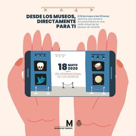 Los museos de Tenerife nos abren sus puertas para celebrar su día