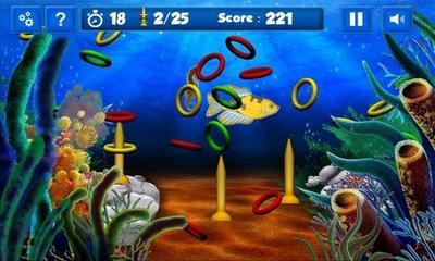 Water Rings, un clásico juego para niños y nostálgicos