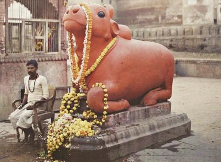 Estatua De Shiva En 1914